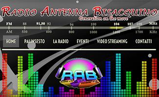 Radio Antenna Bisacquino